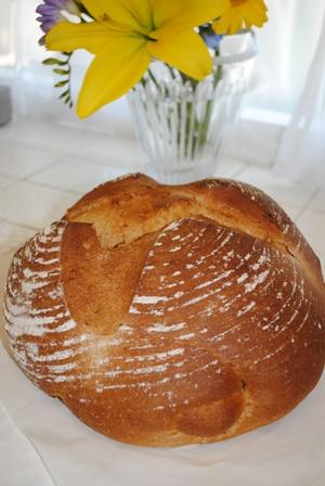 らい麦パン