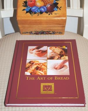 パン作りの本