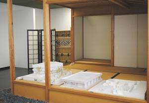 日米会館茶室