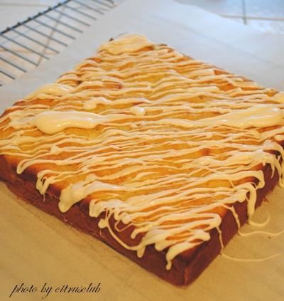 アップル・クリームケーキ