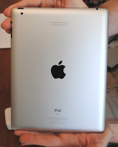 アップルのタブレット