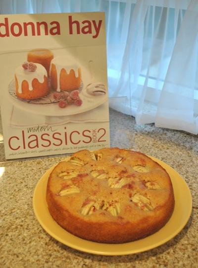 アップルシナモンティーケーキ
