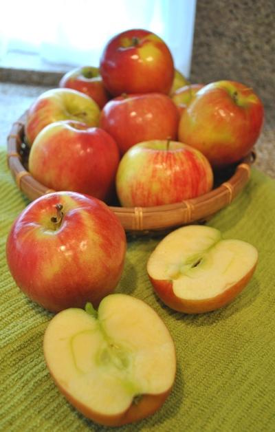 りんご3種