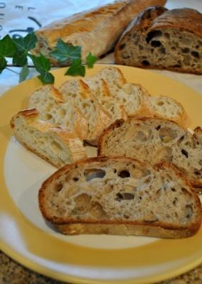 ハードクラストのパン