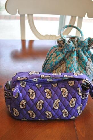 最近購入のバッグ