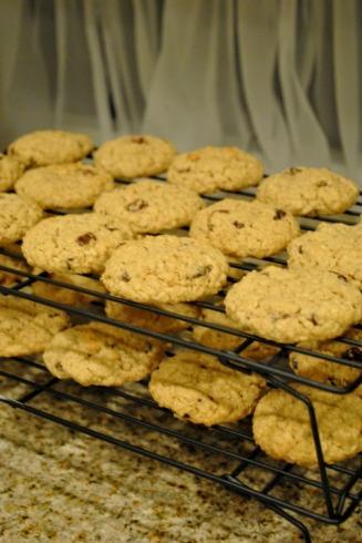 30枚のクッキー