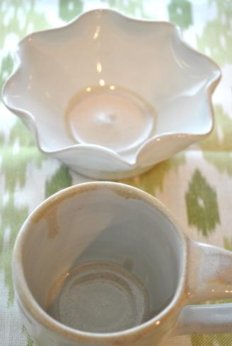 小鉢とマグカップ
