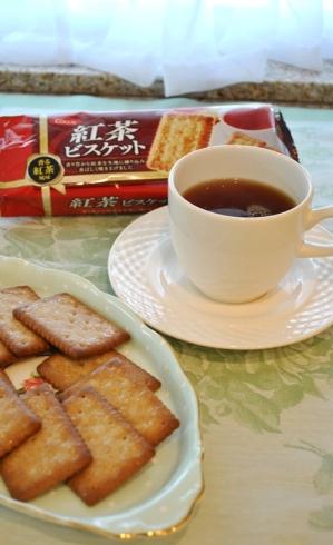 紅茶ビスケット