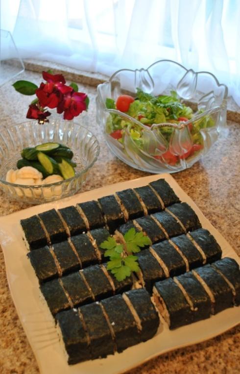 スパム寿司
