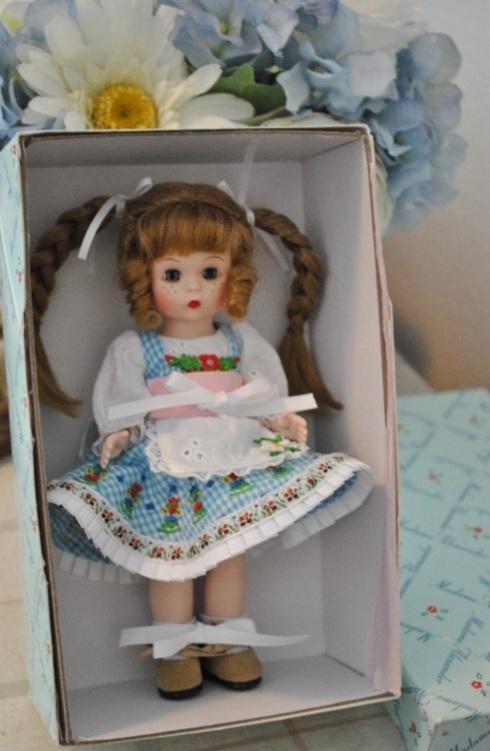 オーストリア人形