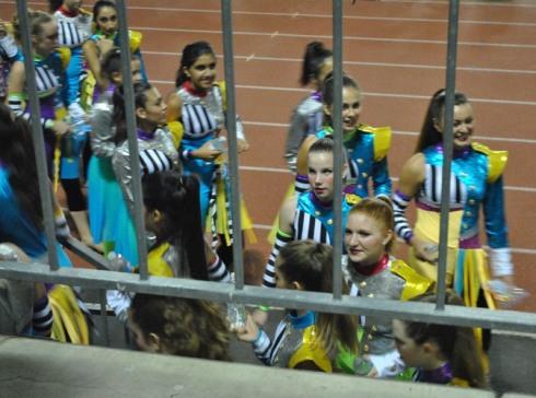ダンスチーム