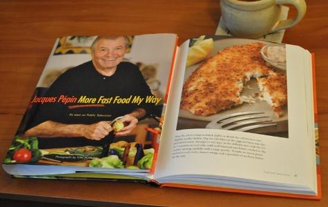 ジャックの料理本
