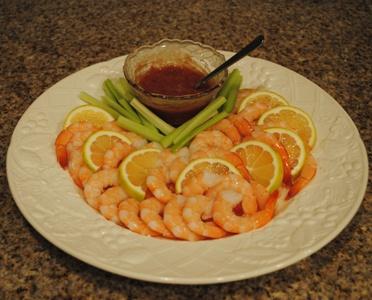 Shrimp cactail