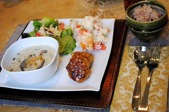 shinchiku lunch