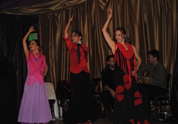 Flamenco preformance