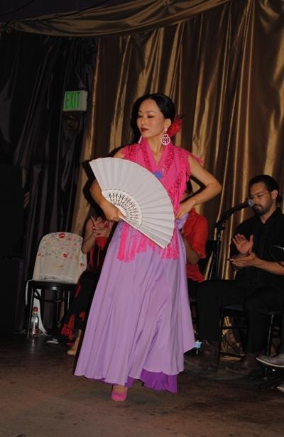 Flamenco teather
