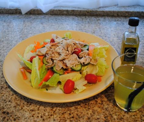 Shabu salad