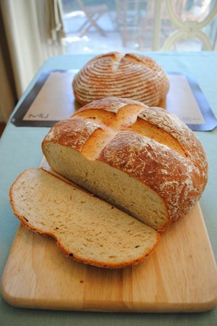 poteto bread