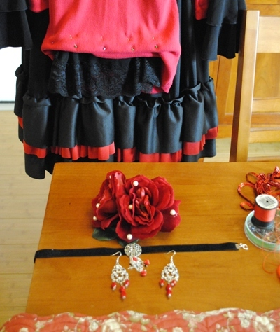 flamenco stage