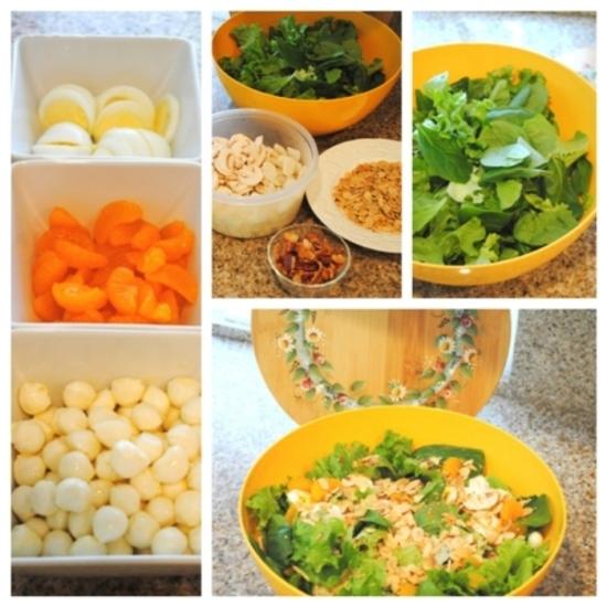 Sheril's Salad