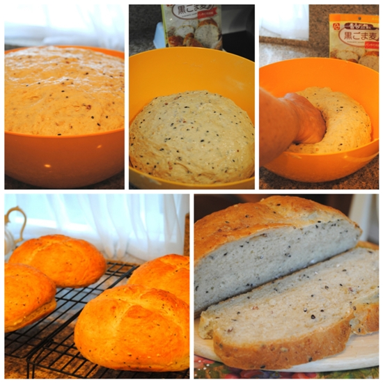 zakkoku bread