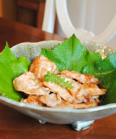 shougamiso  pork (1)