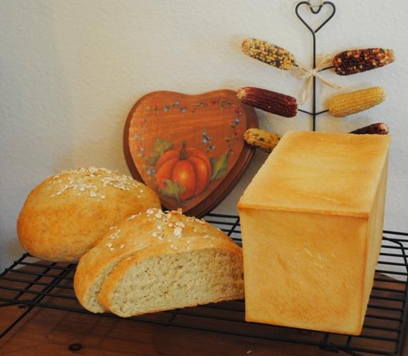 fall bread making