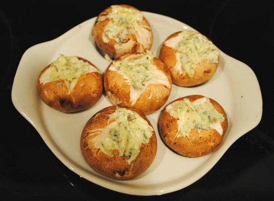 baked mushroom (2)