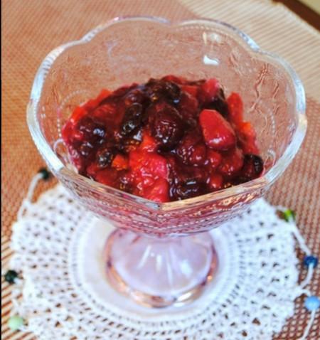 cranberry sauce (1)