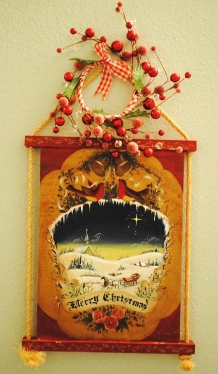 Furuya Christmas boade