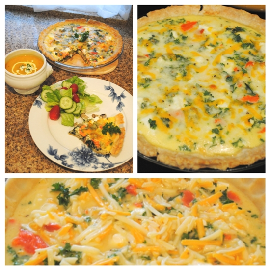 smoked salmon quiche (2)_Fotor_Collage
