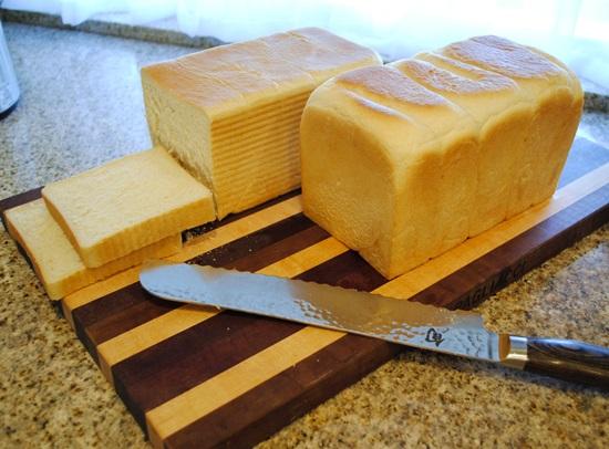pullman loaf bread